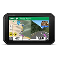 """Garmin RV 785 & Traffic, Advanced GPS Navigator for RVs with Built-in Dash Cam, High-res 7"""" Touch Display, Voice…"""