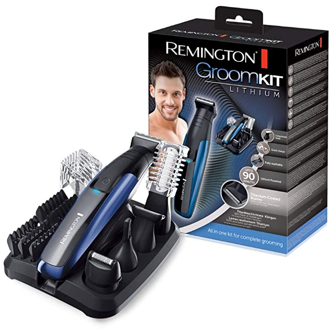 Remington PG6160 - GroomKit cortapelos multifunción