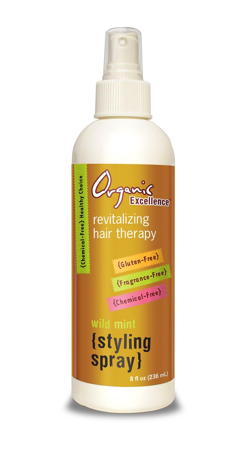 Amazon.com : Organic Excellence Wild Mint Shampoo and