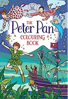 The Peter Pan Colouring Book Buster Activity
