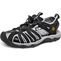 ATIKA Women's Sports Sandals Trail Outdoor Shoes 3Layer Toecap