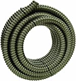 Southwire 55092501 1-Inch Alflex-Type RWA Reduced Wall Aluminum Flexible Metal Conduit