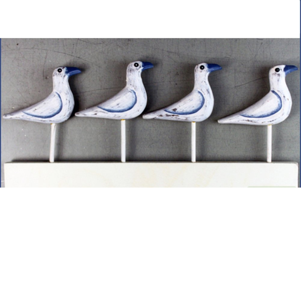 Amazon.com: Perchero de pared/Make Antiguo gaviota ...