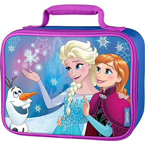 Thermos Disney Frozen Soft Standard Lunch Box