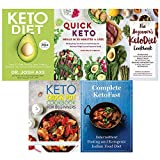 img - for Keto Diet, Quick Keto Meals in 30 Minutes or Less, Beginner's KetoDiet Cookbook, Keto Crock Pot, Complete KetoFast 5 Books Collection Set book / textbook / text book
