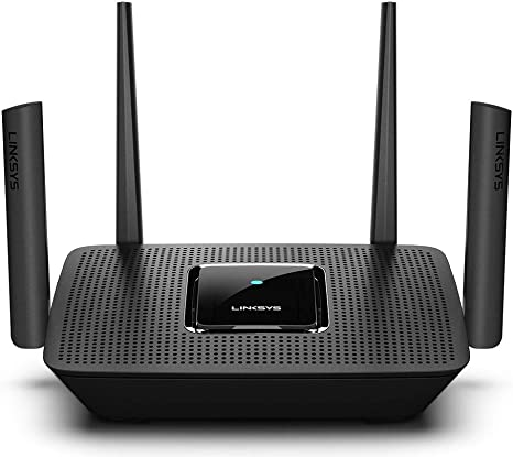 Linksys Mesh WiFi Router Tri-Band Router, Wireless Mesh Router for Home AC3000 Future-Proof MU-Mimo Fast Wireless Router