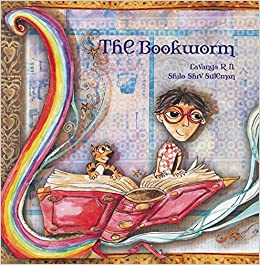Image result for the bookworm by lavanya nr