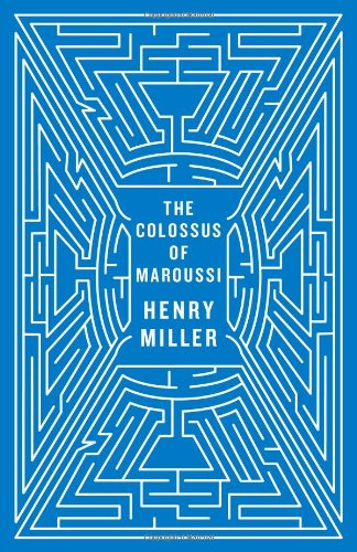 Book cover for The Colossus of Maroussi