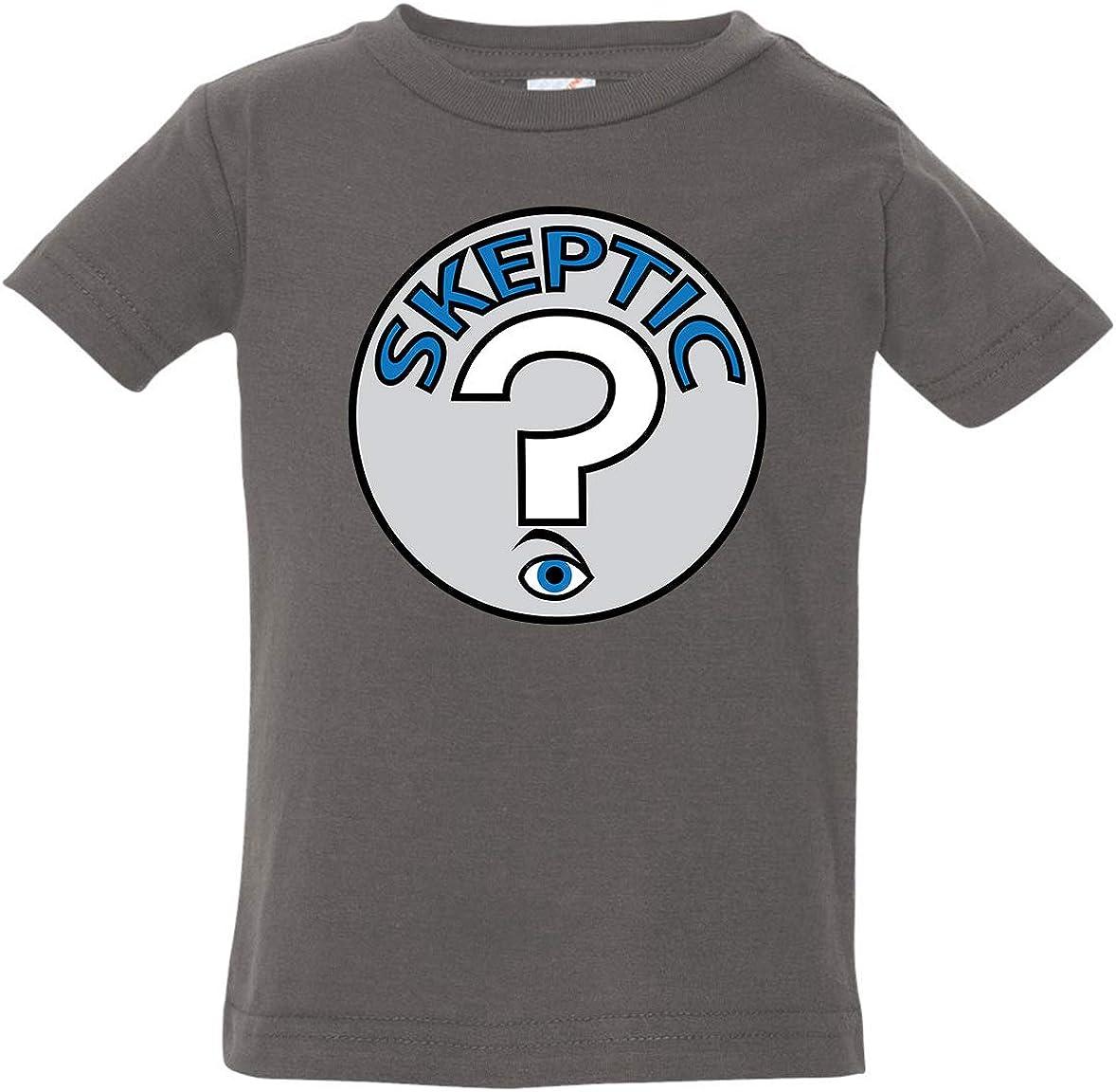 Tenacitee Babys Skeptic Badge Shirt