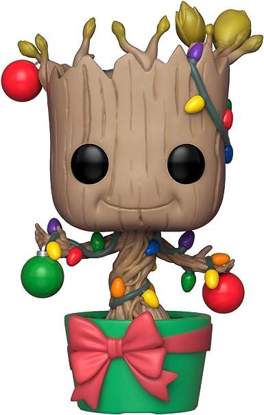 Christmas Groot Pop 2020 Amazon.com: Funko Pop Marvel: Holiday, Guardians of The Galaxy