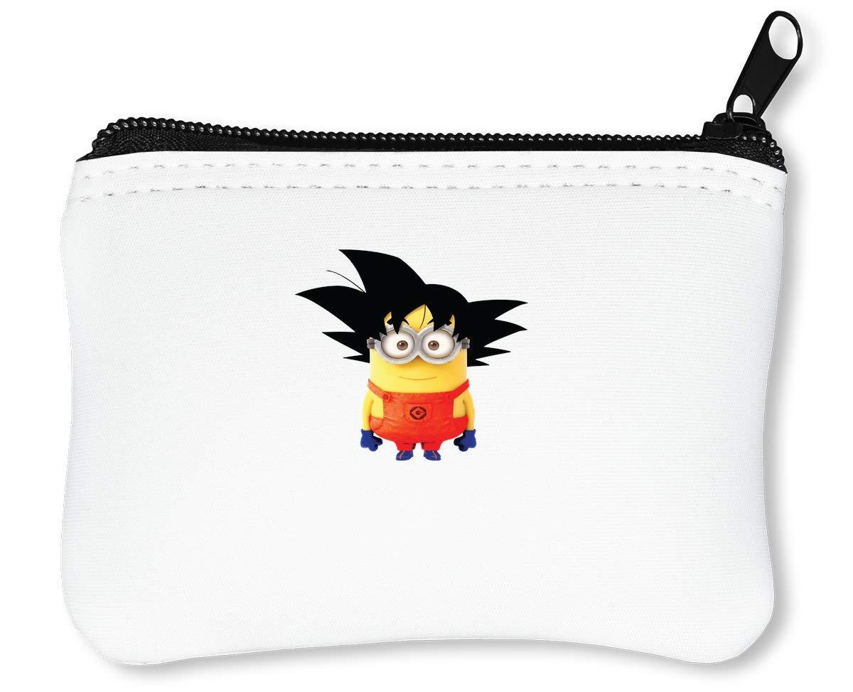 Minion Saiyan Dragon Ball Z Billetera con Cremallera ...