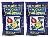 : 400 Water Bomb Balloons w/ Hose Filler Attachments