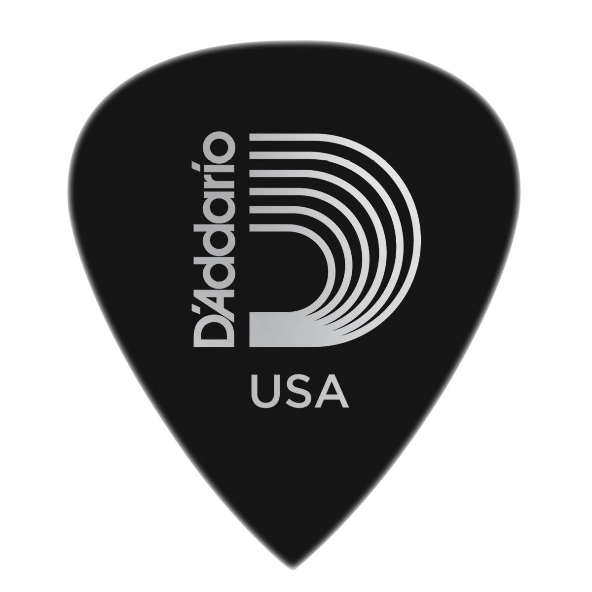 Planet Waves 6DBK7-10 Duralin Precision Guitar Picks, Extra Heavy, 10 Pack
