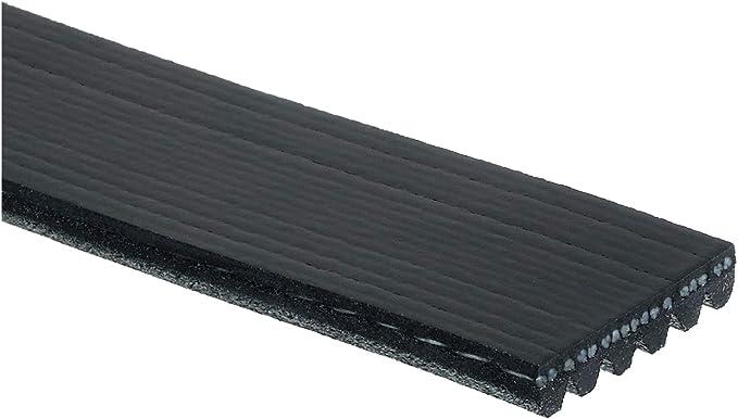 ACDelco 6K355 Professional V-Ribbed Serpentine Belt