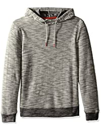 Unionbay Men's Long Sleeve French Terry Pullover Hoodie...