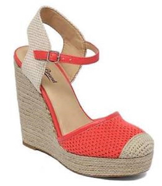 Women's Lucky Brand REANDRA Espadrille Wedge Sandal B071YF7CVV 8 B(M) US