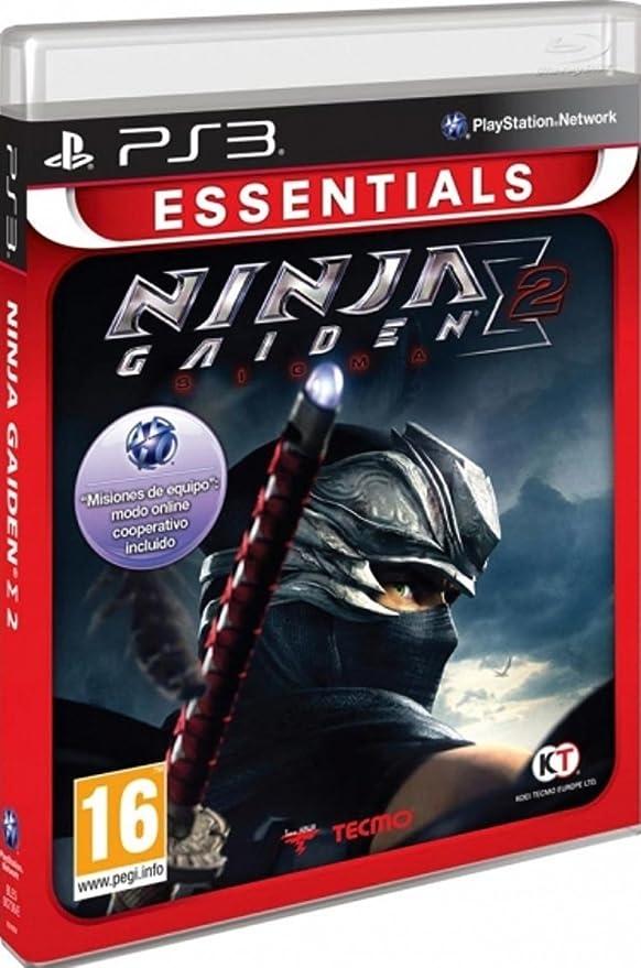 Ninja Gaiden Sigma 2 Essential (Playstation 3) [importación ...