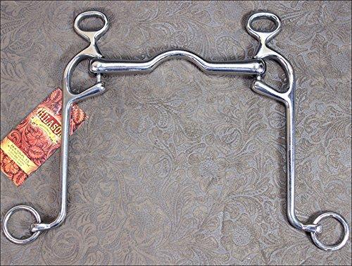stainless steel walking horse bit - 8
