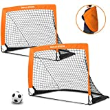 FORZA Flash Pop Up Soccer Goal - Pair Of...