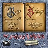 The Legendz Almanack by BABARS & SaintCharlez (2012-02-07)