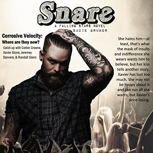 5 Snare (Snare: The Falling Stars, Book 5)