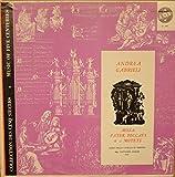 Andrea Gabrieli Motet and Missa