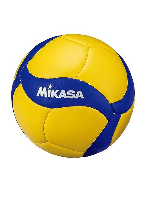 MIKASA V1.5W - Balón de Voleibol, Color Azul: Amazon.es: Deportes ...