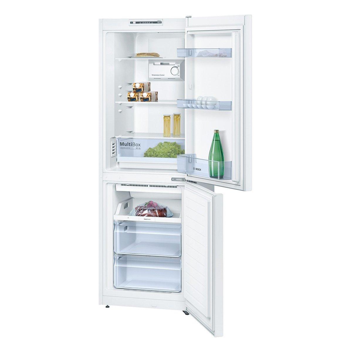 Bosch KGN33NW20G 279L Frost Free Freestanding Fridge Freezer - White ...