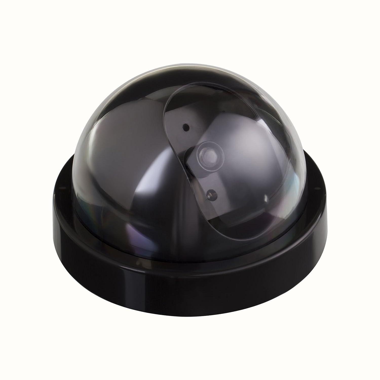 ocamoセキュリティカメラCCTVセキュリティカメラ、4個Fake Dummy Dome with LEDセンサーライト B075GGY9HS