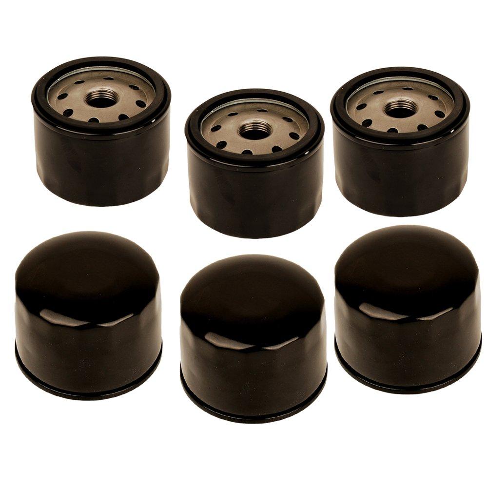 OuyFiltersOil Filtre pour Briggs /& Stratton 492932 492056 492932S 695396 696854 795890 John Deere GY20577 AM125424 Kawasaki 49065-7007