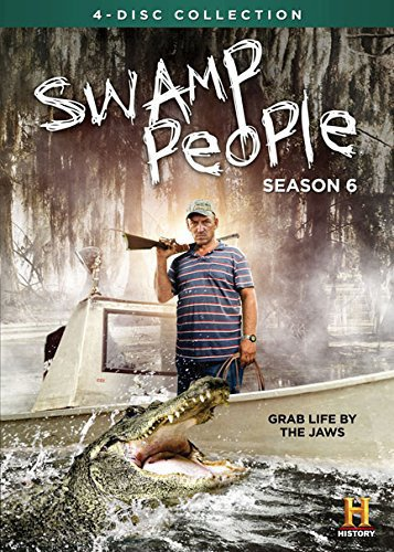 Swamp People: Season 6 [DVD] by A&E Home Video