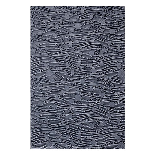 Cool Tools - Flexible Mega Tile - Ocean Motion - 9.25'' X 6'' by Cool Tools