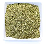 Tealyra - Pure Green Yerba Mate Tea - 100% Loose Leaves - NO sticks - NO dust - NEVER Aged - Fresh - Unsmoked - Wild Grown - Air Dried - Healthy - Fitness - Diet - 450g (1LB)