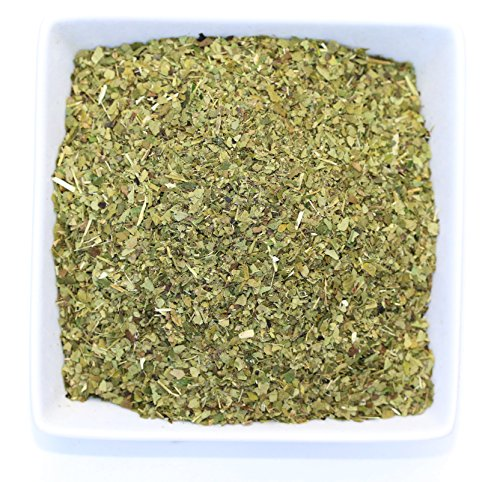 Tealyra - Pure Green Yerba Mate Tea - 100% Loose Leaves - NO sticks - NO dust - NEVER Aged - Fresh - Unsmoked - Wild Grown - Air Dried - Healthy - Fitness - Diet - 224g (8-ounce)