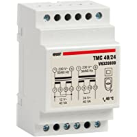 Vemer VN320800 transformator TMC 40/24 voor combiservies 230 V/12-24 V, lichtgrijs
