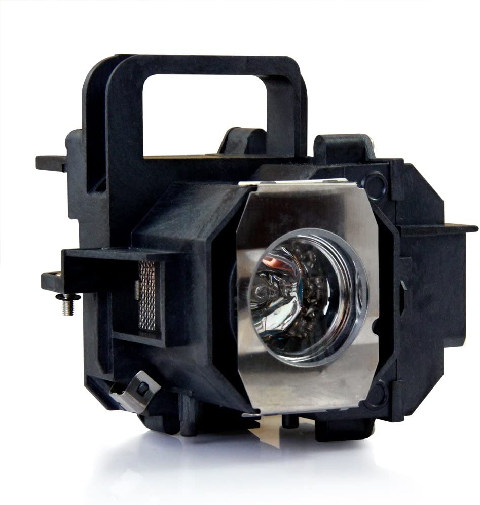 BORYLI ELPLP49 Replacement Compatible Projector Housing for PowerLite Home Cinema 6100/6500UB/8100/8350/8500UB