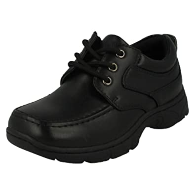 7656e8271a086 Cool for School Boys Lace Up School Shoes: Amazon.co.uk: Shoes & Bags