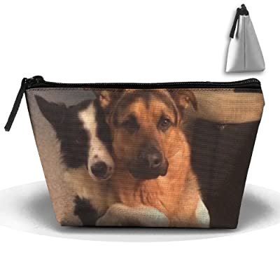 MASDUIH Lottiethecollie-a Hand Bag Pouch Portable Storage Bag Clutch Handbag