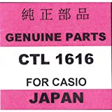 Original Casio Capacitor Battery CTL1616