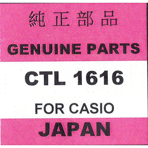 Original Casio Capacitor Battery CTL1616