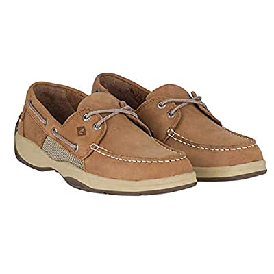 SPERRY Men's, Intrepid 2 Eye Boat Shoe (8, Tan) | Loafers & Slip-Ons