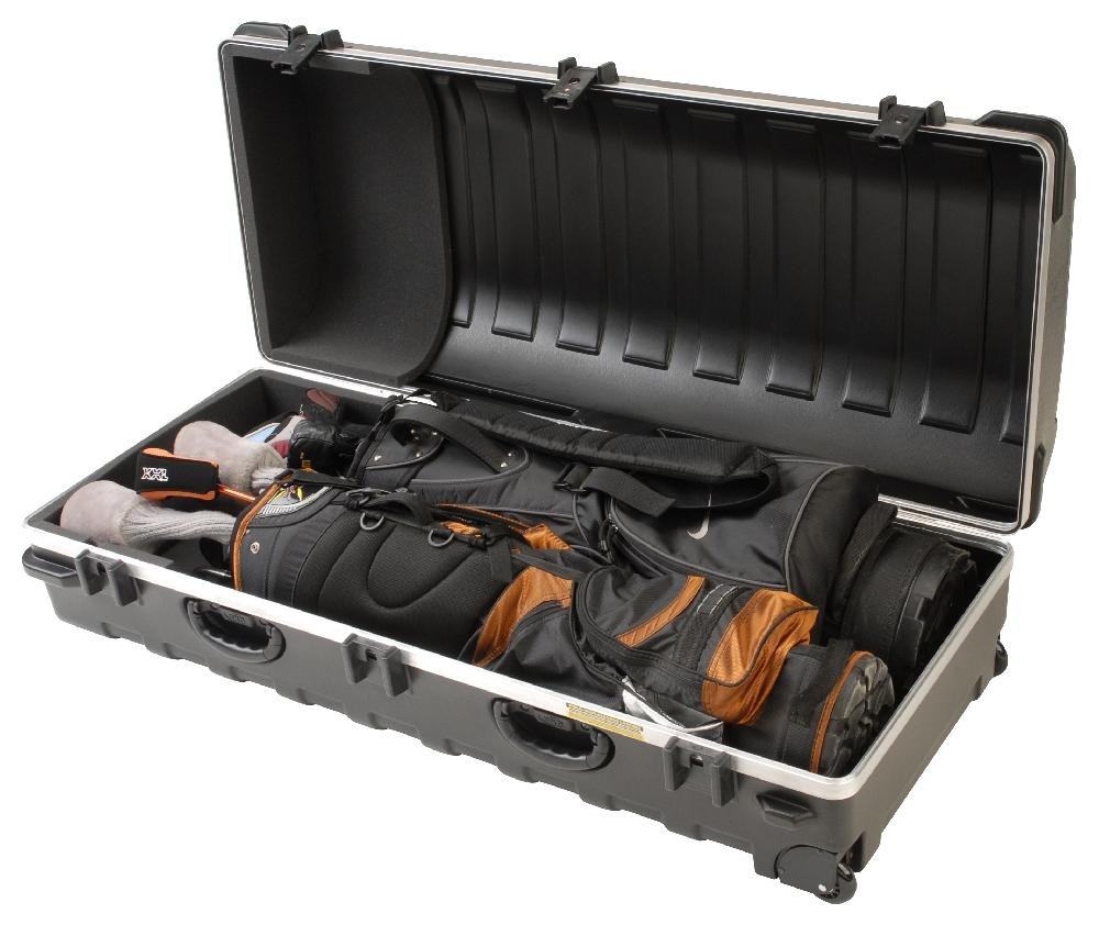 SKB 2SKB-5020W ATA Double Golf Travel Case by SKB