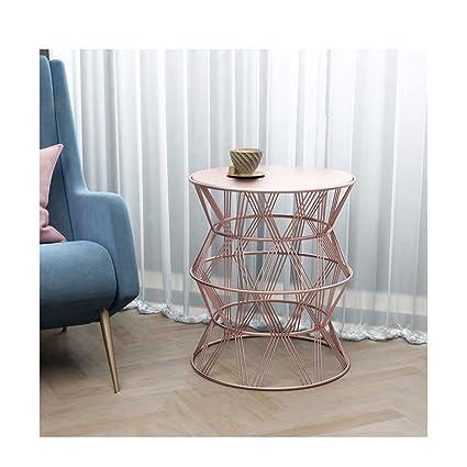 Amazon.com: XIAOYAN End Table Nordic Sofa Side Table Mini ...