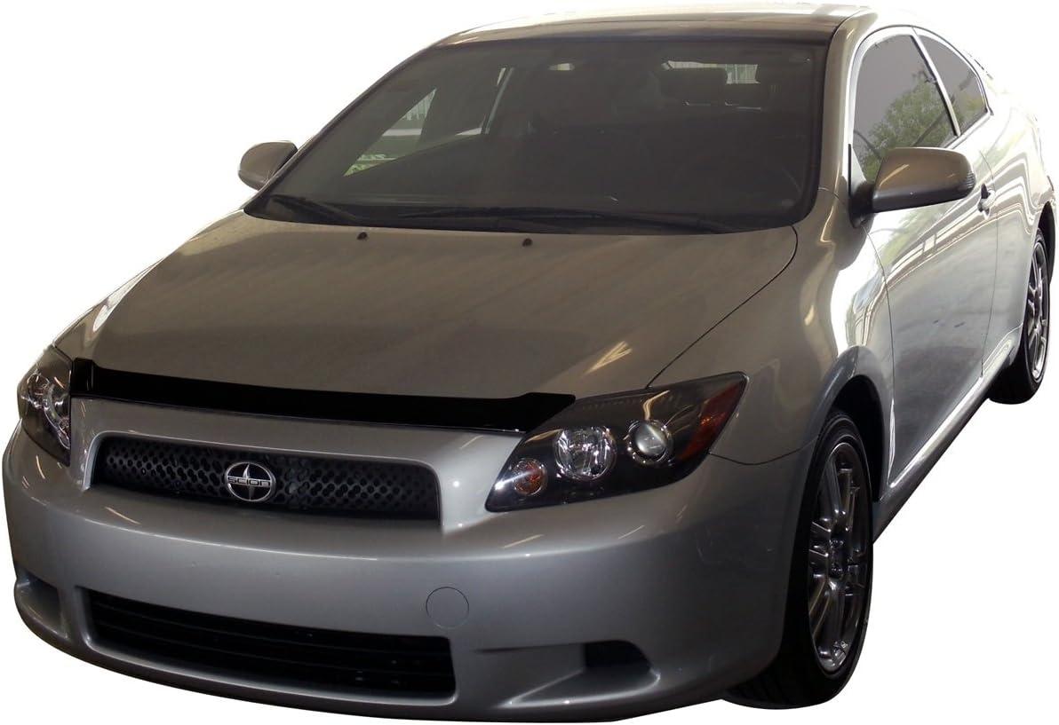Auto Ventshade 320014 Aeroskin Flush Mount Dark Smoke Hood Protector for 2005-2010 Scion tC