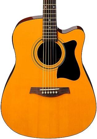 Ibanez V70CE - Guitarra eléctrica acústica (estilo antiguo), color ...