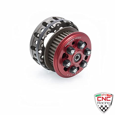 CNC Racing Master Tech 6 primavera Slipper Clutch & cesta Ducati Streetfighter Hypermotard 1100 S/