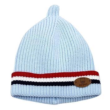 TwoCC-Sombrero del niño 0-1 años de básica hilo Lollipop sombrero ...