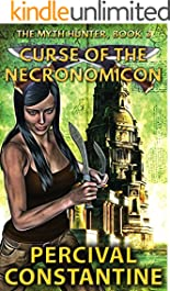Curse of the Necronomicon (The Myth Hunter Book 3)