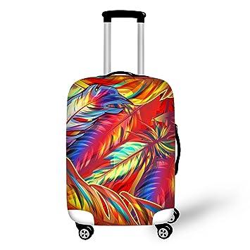 """CAIWEI - Organizador para maletas Rosa rosa S (18""""-22"""" ..."""