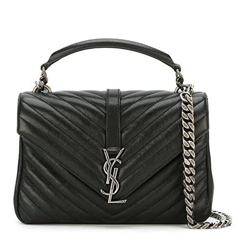 03408b1264e James Yves Saint Laurent Kate Black Shoulder Bag Classic New: Amazon.ca:  Shoes & Handbags